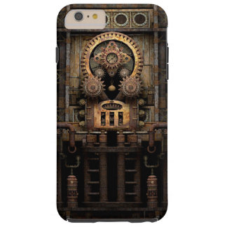 Steampunk非道の機械 Tough iPhone 6 Plus ケース