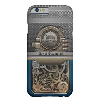 Steampunk.の蒸気Engine.Age Barely There iPhone 6 ケース