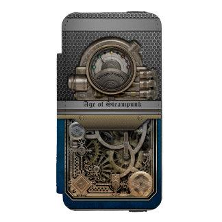 Steampunk.の蒸気Engine.Age Incipio Watson™ iPhone 5 ウォレット ケース