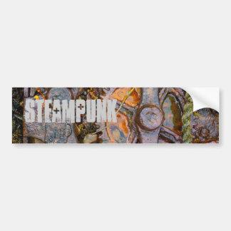 Steampunk バンパーステッカー