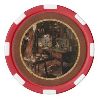 Steampunk -時間の旅行者1920年 ポーカーチップ
