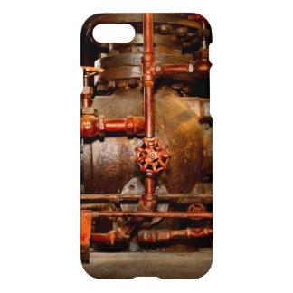 Steampunk -空想的な考え iPhone 8/7 ケース