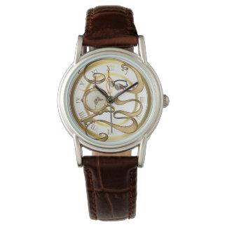 Steampunk 腕時計