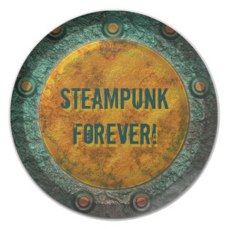Steampunk 1Aのプレート プレート