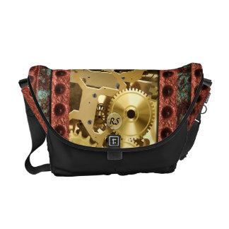 Steampunk 4のメッセンジャーバッグ メッセンジャーバッグ