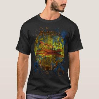 Steampunk Aeronautica Tシャツ