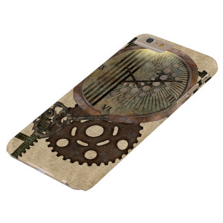 Steampunk Barely There iPhone 6 Plus ケース
