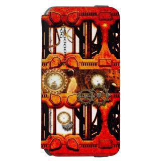 Steampunk Incipio Watson™ iPhone 5 財布型ケース
