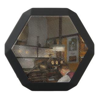 Steampunk - RR -列車のディスパッチャー ブラックBluetoothスピーカー