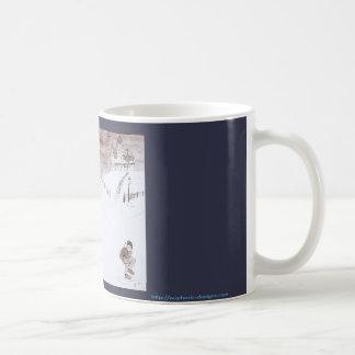 Steampunk Snowbotsのマグ コーヒーマグカップ