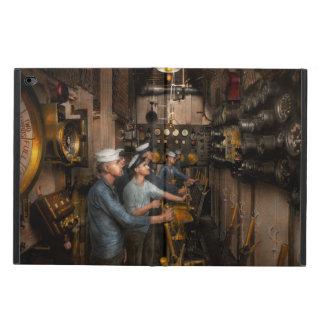 Steampunk - USSワシントン州1920年の制御 Powis iPad Air 2 ケース