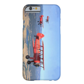 Stearman、PT-17の1943_Classic航空 Barely There iPhone 6 ケース