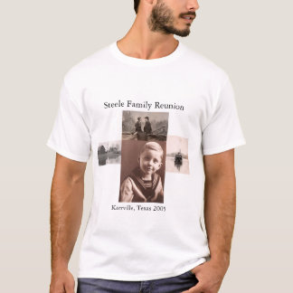 Steeleの家族会 Tシャツ