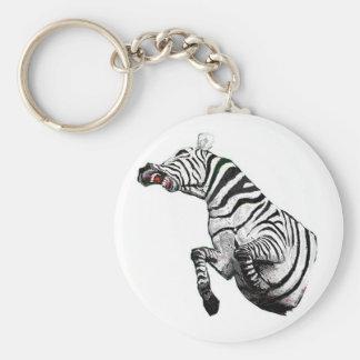 Steevn_zebra2 キーホルダー
