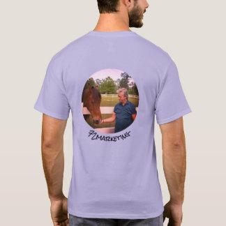 Stefanie Bergeronのカスタムな家族会のワイシャツVick Tシャツ