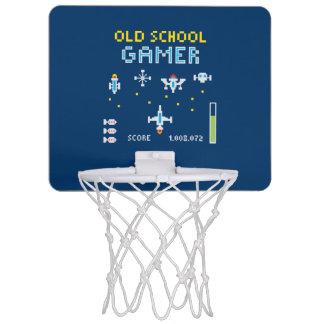 Stellarshipのレトロのゲーム-小型バスケットボールたが ミニバスケットボールネット