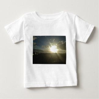 Stellenboschの日光1 ベビーTシャツ