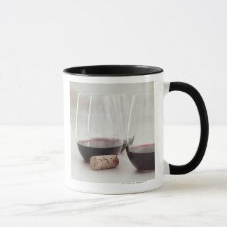 stemlessガラスの赤ワイン マグカップ