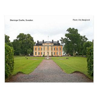Steningeの城、スウェーデンの写真O… ポストカード