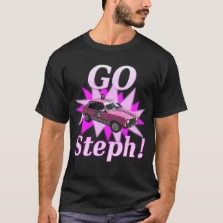 Stephは行きます! Tシャツ