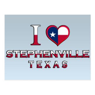 Stephenville�、テキサス州 ポストカード