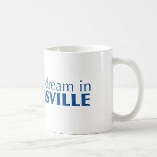 Stevensvilleのマグ- Livin夢 コーヒーマグカップ