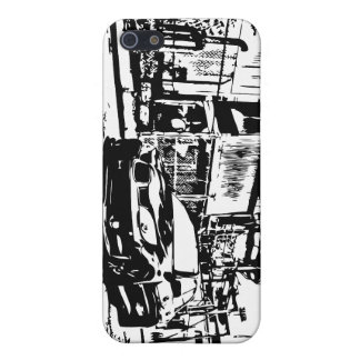 STIのiPhoneの場合 iPhone SE/5/5sケース