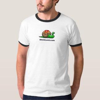 StickLord.comのかたつむりの信号器 Tシャツ