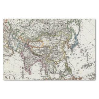 Stieler著アジアの地図 薄葉紙