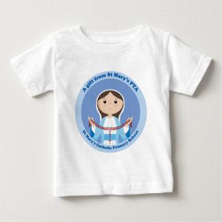 StMaryのカトリック教の第一次PTA ベビーTシャツ