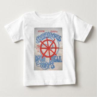 Stocktonの提督の鼓笛隊 ベビーTシャツ