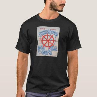 Stocktonの提督の鼓笛隊 Tシャツ