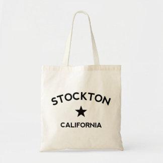 Stocktonカリフォルニア トートバッグ