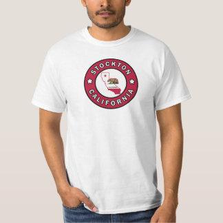 Stocktonカリフォルニア Tシャツ