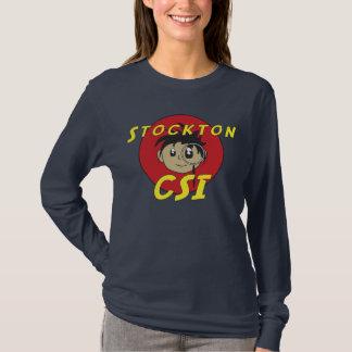 Stockton CSIの人 Tシャツ