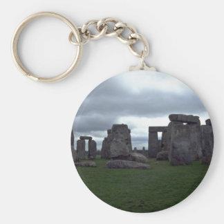 Stonehengeのイギリスの造岩 キーホルダー