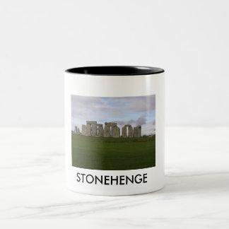 STONEHENGEのマグ2の調子 ツートーンマグカップ