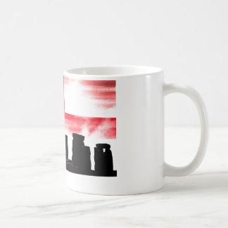 Stonehengeのマグ コーヒーマグカップ