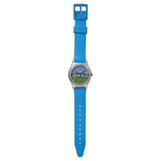 Stonehengeの古代歴史恋人のデザイン 腕時計