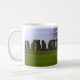 Stonehengeの歴史的マグ コーヒーマグカップ