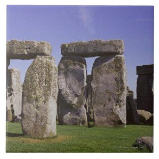 Stonehengeの考古学的な場所、ロンドン、イギリス タイル