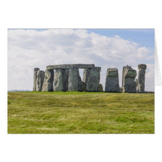 Stonehengeイギリス カード