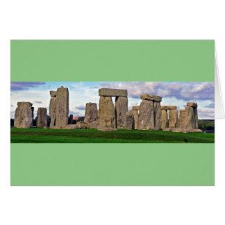 Stonehengeカード カード