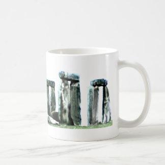 Stonehenge博物館のZazzleのギフト コーヒーマグカップ