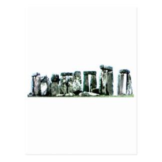 Stonehenge博物館のZazzleのギフト ポストカード