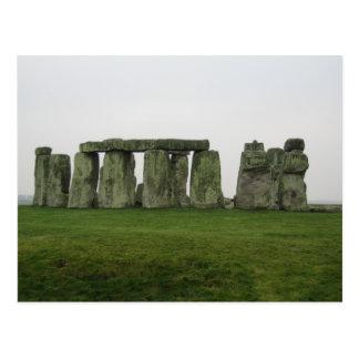 Stonehenge旅行 ポストカード