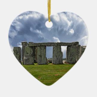 Stonehenge記念碑 セラミックオーナメント