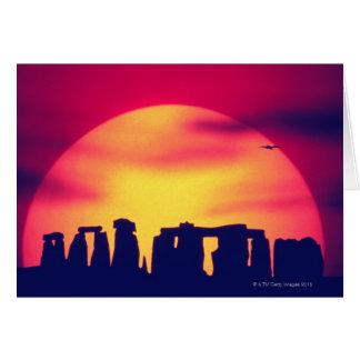 Stonehenge、イギリス2 カード