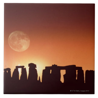 Stonehenge、イギリス3 タイル