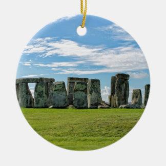 Stonehenge、イギリス セラミックオーナメント
